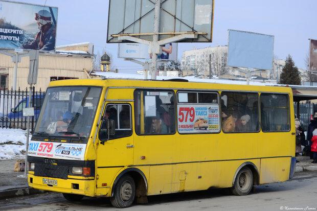 Під Львовом маршрутник і пасажир влаштували дике махалово, причина вас розсмішить: відео