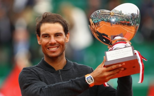 Надаль в десятий раз виграв тенісний турнір в Монте-Карло