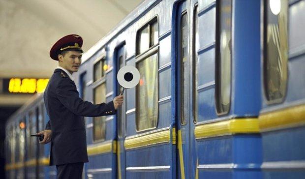 Сегодня в работе киевского метрополитена произойдут изменения