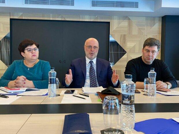 заседание членов правления ВОО АППУ