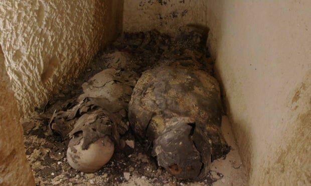 розкопки в Єгипті, фото Arrow Media