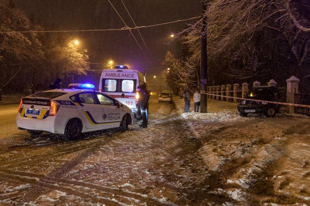 Жуткое автомесиво во Львове: водитель-иностранец был пьяный в стельку