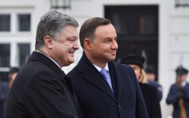 Разговор Порошенко и Дуды: спецслужбы Кремля облажались