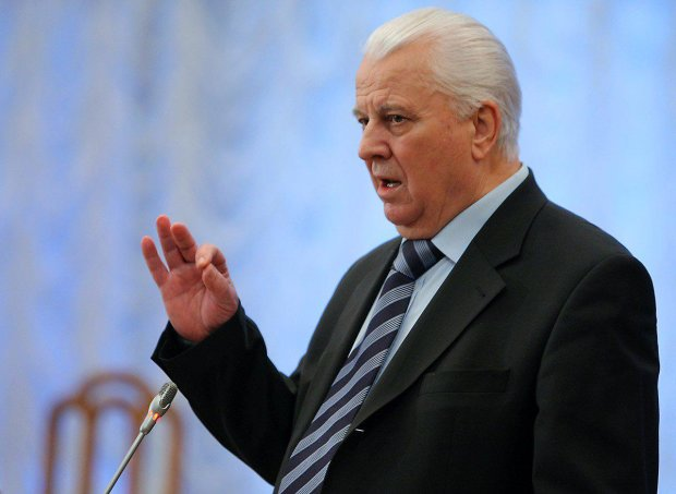 "Кравчук пожалівся українцям на жебрацьку пенсію: ""сором і ганьба"""