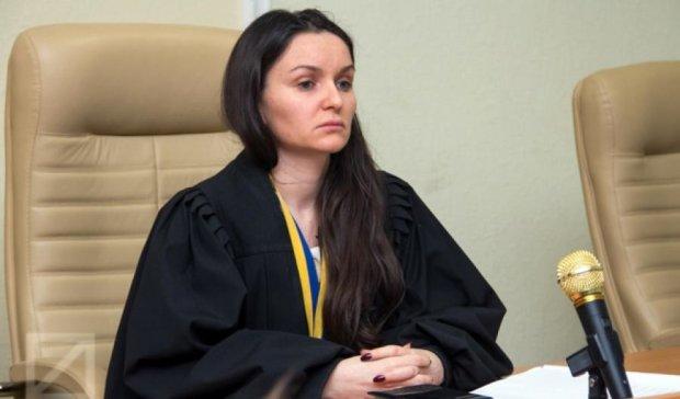 Скандальна суддя Царевич знову працює – адвокат