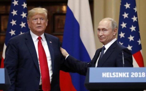 Путін запропонував Трампу провести референдум на Донбасі
