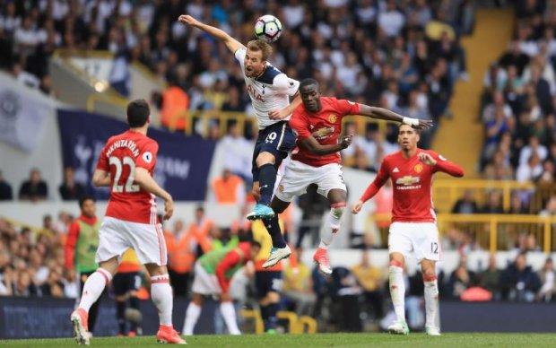 АПЛ: Тоттенхэм одолел Манчестер Юнайтед и стал серебряным призером