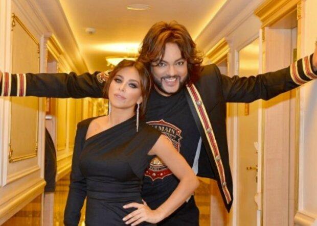 Ани Лорак и Филипп Киркоров, фото - https://www.instagram.com/fkirkorov/