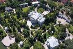 поместье Порошенко в Козине, скриншот с видео