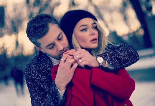 Аліна Гросу з  Романом Полянським, фото з instagram