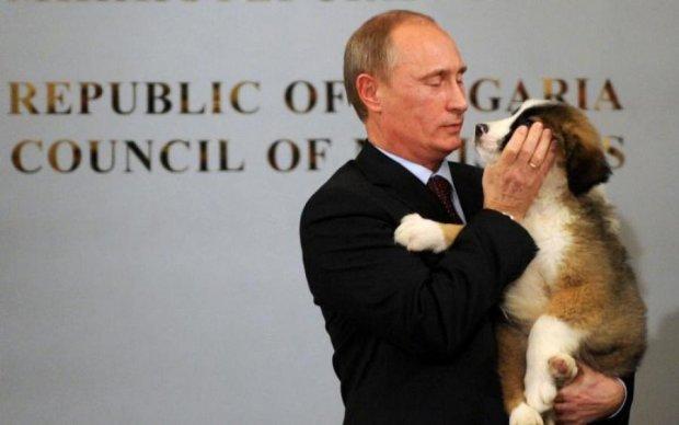 Путін зацікавився сайтом знайомств