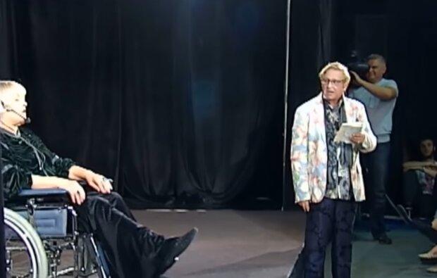 Роман Виктюк, фото: кадр из видео