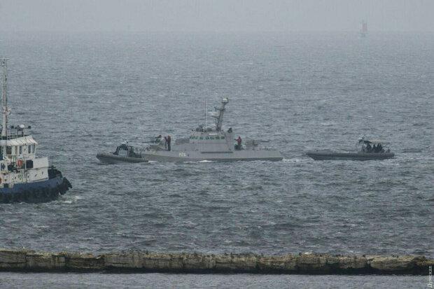 українські кораблі, фото: Думська