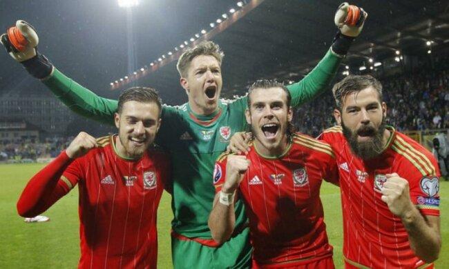 Збірна Уельсу вперше в історії зіграє на Євро