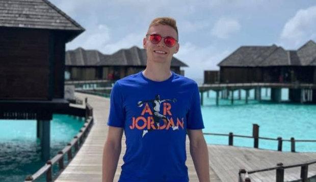 Виктор Цыганков отдохнул на Мальдивах