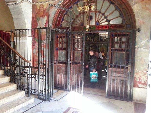 Место, где жили родители Пресвятой Богородицы: как реставрируют старинные святыни