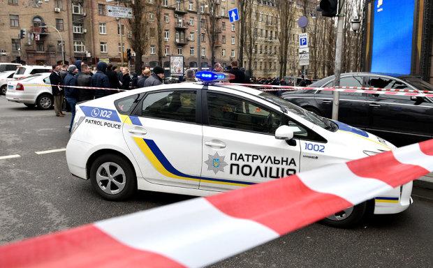 Убийство волонтера в Киеве