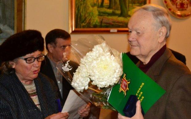Умер известный украинский поэт Борис Олейник
