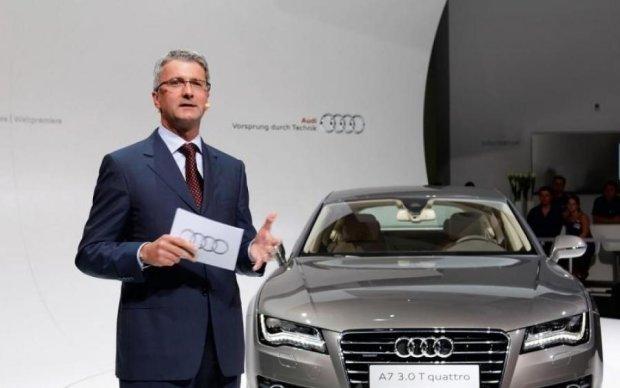 """Главу Audi Руперта Штадлера затримали у справі """"дизельгейту"""""""