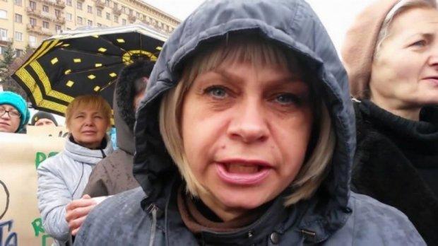 Харківська медсестра-антимайданівка відмовилася від амністії