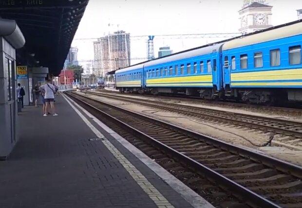 Черновчан отправят в Киев на скоростном поезде