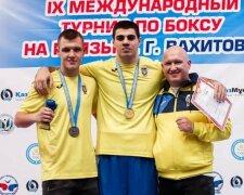 Марат Григорян та Олександр Железняк завоювали золото і бронзу, fbu.org.ua
