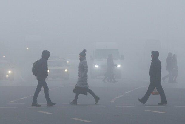 Запорожье скроется в тумане 16 января: синоптики предупредили о важном