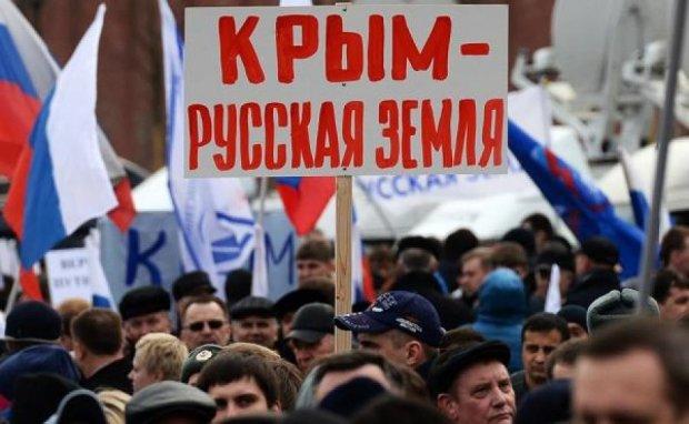 Стало відомо, як кримчани ставляться до Путіна