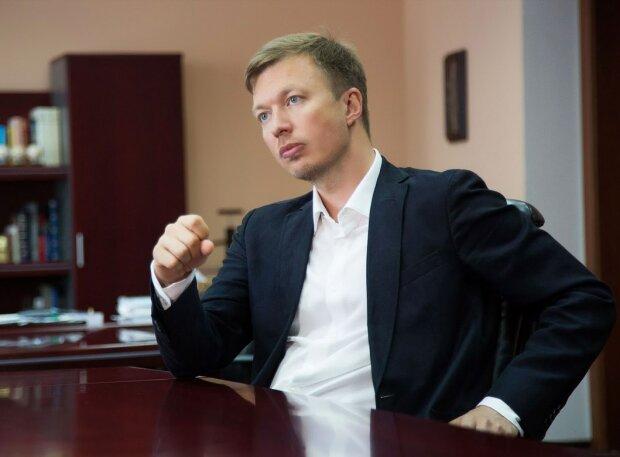 народний депутат Андрій Нікоалєнко