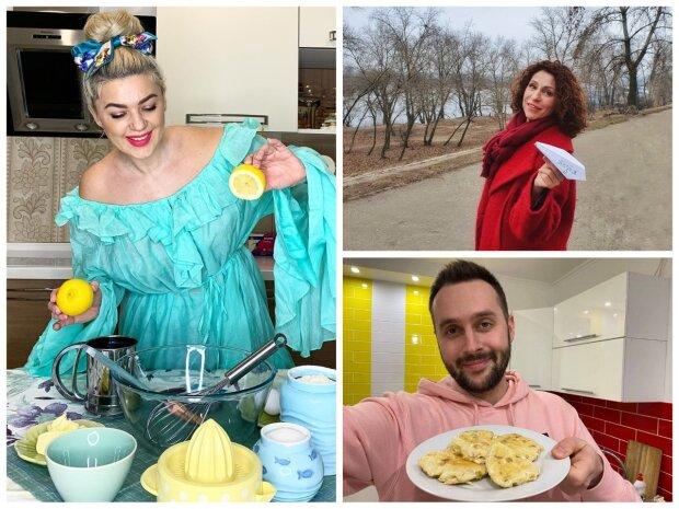 Елена Филонова, Надежда Матвеева и Александр Преподобный, фотоколлаж