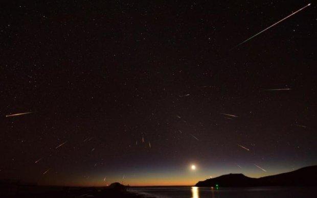 Загадай бажання: земляни побачать метеорний потік Дельта-Аквариди