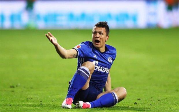 Українському зірковому футболісту дісталось від керівництва німецького клубу