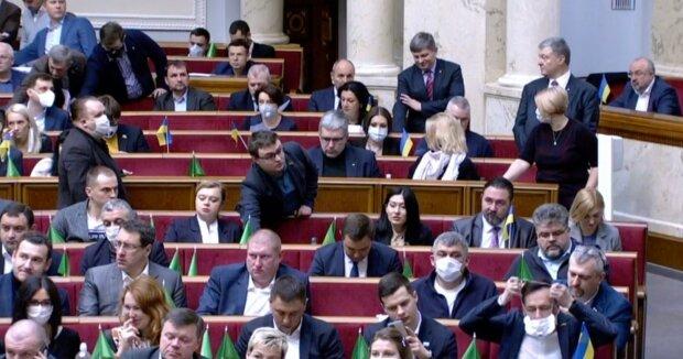 Верховная Рада, скриншот: Телеграмм / PavlovskyNEWS