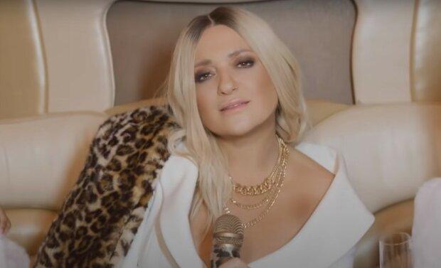 Наталья Могилевская, скриншот из видео