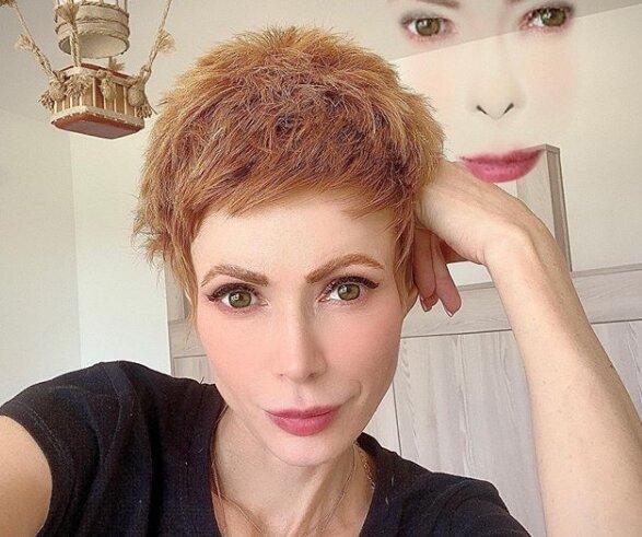 Елена-Кристина Лебедь, фото Instagram