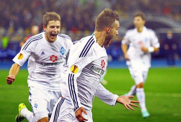 «Динамо» и «Днепр» неудачно провели первые матчи 1/4 Лиги Европы