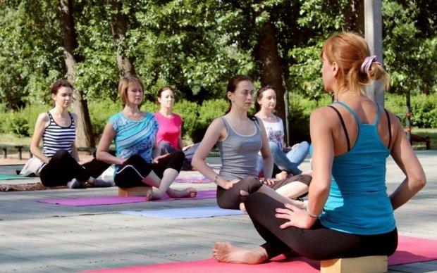 В Киеве появится первый фитнес-парк