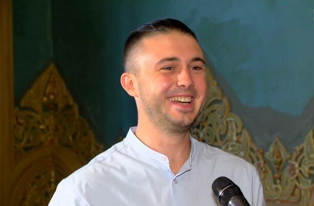 Тарас Тополя, кадр з відео