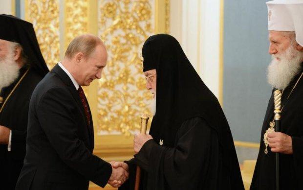 Крещение Руси: завравшийся Путин опять переписал историю