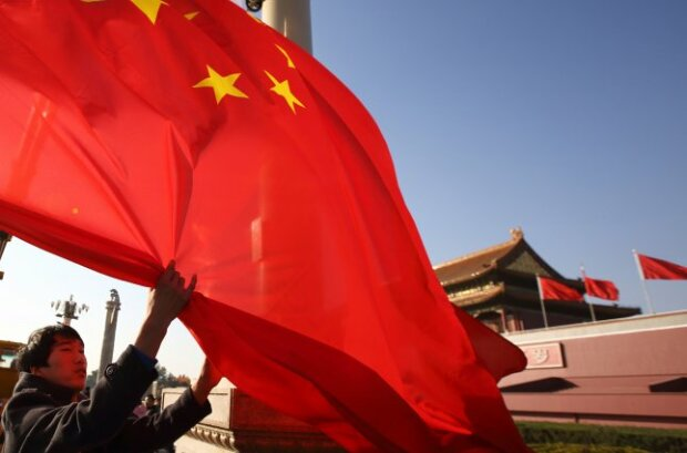 Прапор Китаю, фото - Washington Post