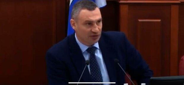 Віталій Кличко, фото: скріншот з відео