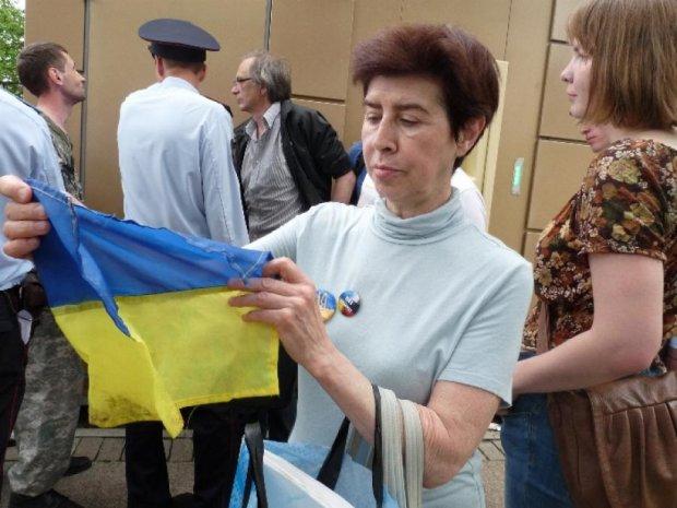 В Москве избили проукраинских активистов