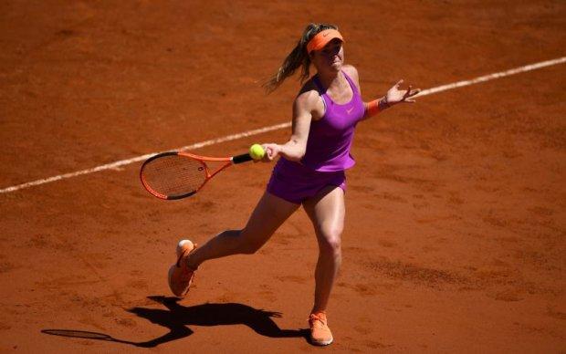 Украинка Свитолина выиграла престижный теннисный турнир в Италии