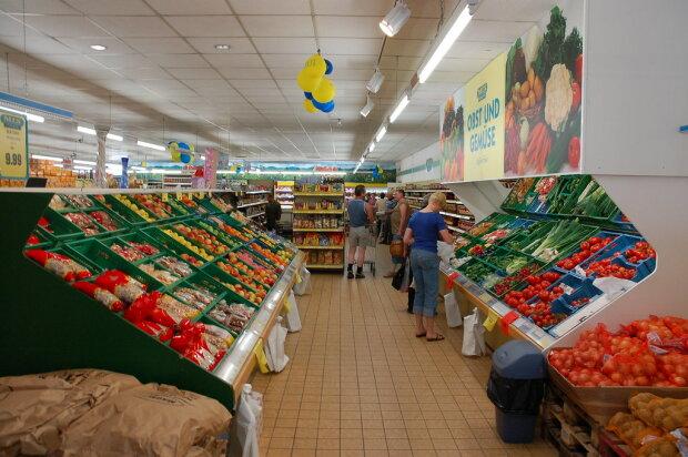 Супермаркет, фото Flickr