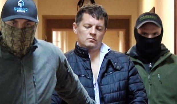 Політв'язень Сущенко написав зворушливого листа до Порошенка