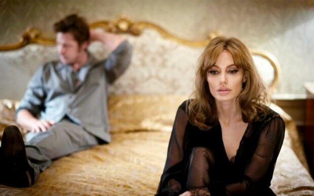 """Анджелина Джоли показала """"сестру-близнеца"""""""