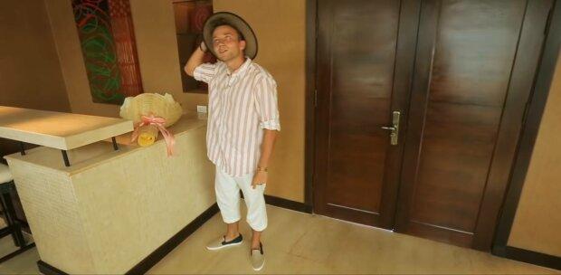 Антон Зайцев, фото: скріншот з відео