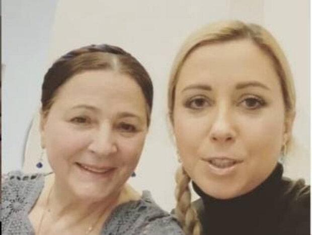 Ніна і Тоня Матвієнко / скріншот з відео