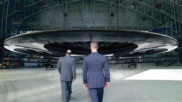 Розуельський інцидент повторився: у Зоні 51 виявили небачений НЛО