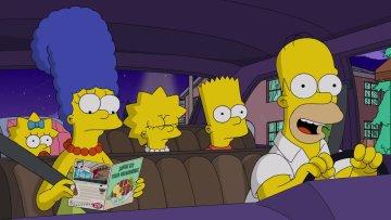 Сімпсони точно передбачили фінал Гри Престолів: обережно, спойлери